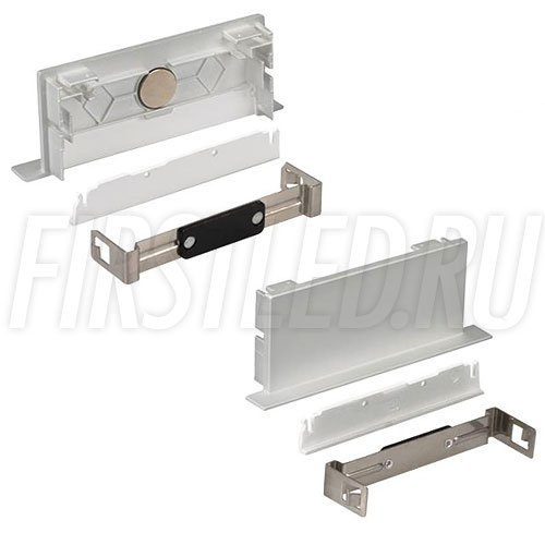 Заглушки для светодиодного профиля TALUM E94.35