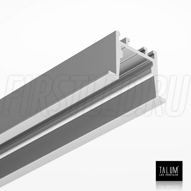 Встраиваемый алюминиевый профиль TALUM HIDE E23.16
