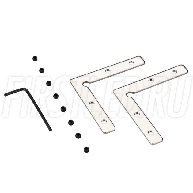 Угловой соединитель для соединения профилей TALUM HIDE E35.42 / HIDE WP25.42