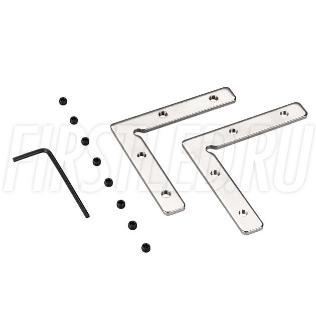 Угловой соединитель для соединения профилей TALUM HIDE E45.51 / HIDE WP35.51