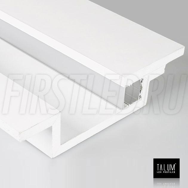 Гипсокартонный светодиодный профильный модуль TALUM GYPSUM BS.35
