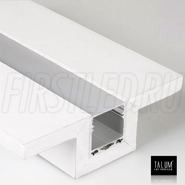 Гипсокартонный светодиодный профильный модуль TALUM GYPSUM L.35