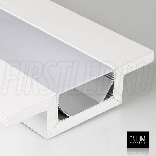 Гипсокартонный светодиодный профильный модуль TALUM GYPSUM L.80