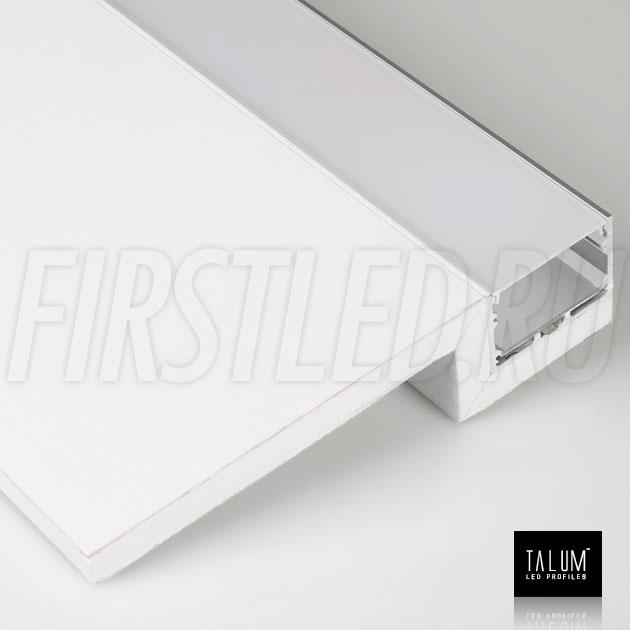 Гипсокартонный светодиодный профильный модуль TALUM GYPSUM LE.50