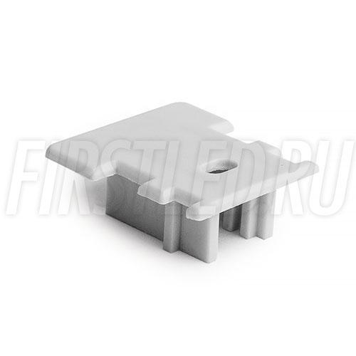 Заглушки для светодиодного профиля TALUM E26.26 (с отверстием)