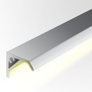 Алюминиевый светодиодный профиль TALUM для подсветки витрин