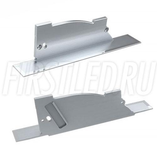 Заглушки для светодиодного профиля TALUM NOFRAME S.124