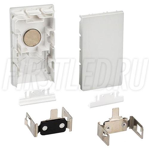 Заглушки для светодиодного алюминиевого профиля TALUM WP33.60n
