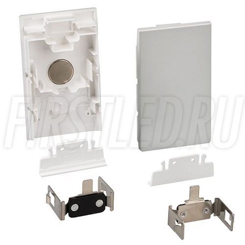 Заглушки для светодиодного алюминиевого профиля TALUM WP40.67n