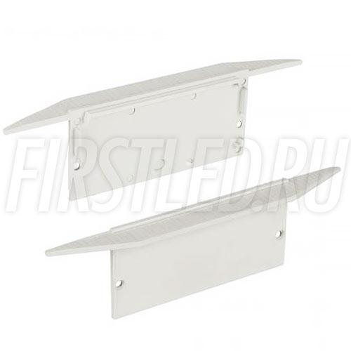 Заглушки для светодиодного алюминиевого профиля TALUM WP72.36n