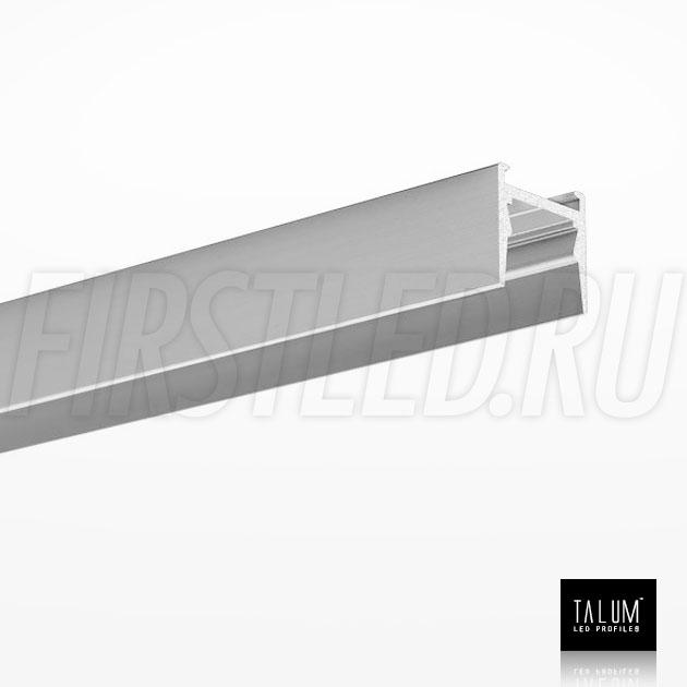 Накладной алюминиевый профиль TALUM HIDE W16.15