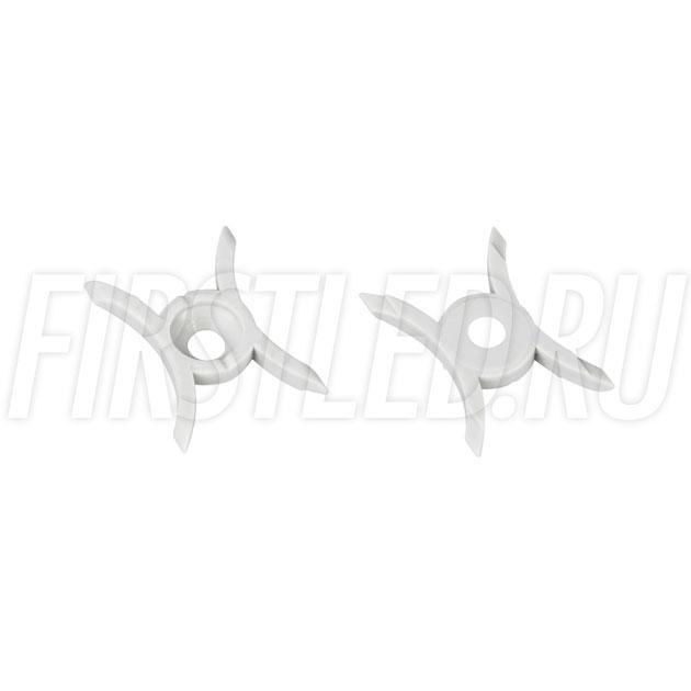 Крепеж для монтажа светодиодного профиля TALUM HIDE W16.15