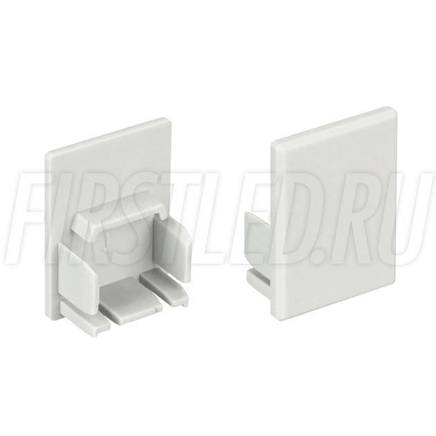 Заглушки глухие для светодиодного профиля TALUM HIDE WP16.22