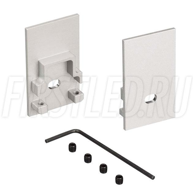 Заглушки с отверстием для светодиодного профиля TALUM HIDE WP25.42