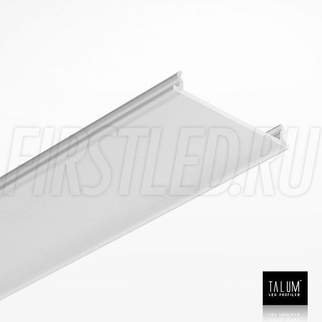 Матовый рассеиватель для светодиодного профиля TALUM HIDE WP35.51