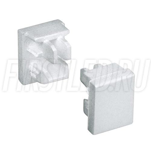 Заглушки для накладного светодиодного алюминиевого профиля TALUM W7.9