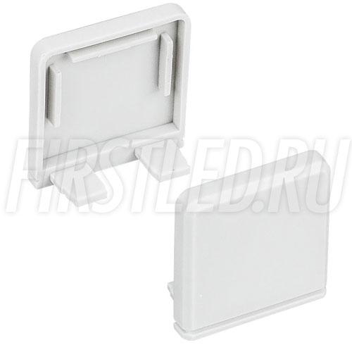 Заглушка для светодиодного алюминиевого профиля TALUM WP26.24K