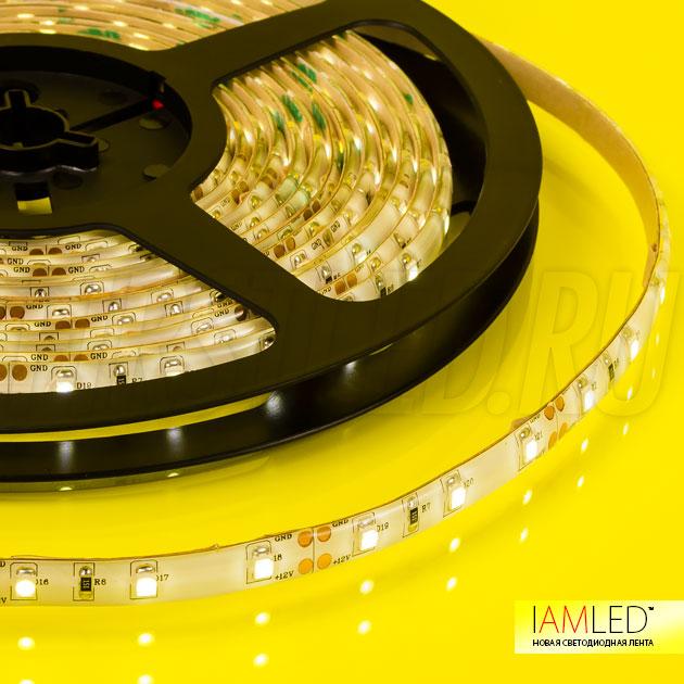 Влагозащищенная светодиодная лента IAMLED MONO 60 IP66