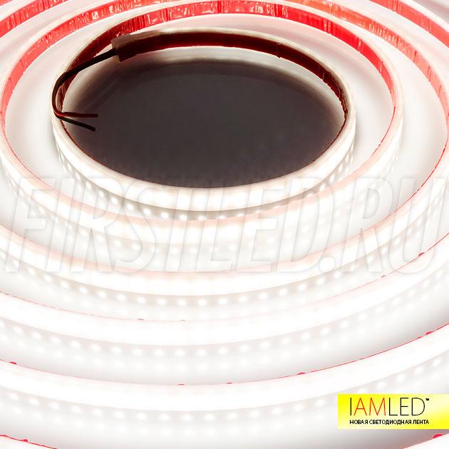 IAMLED MATTED MONO — матовая лента вполне подходит в качестве дополнительной подсветки