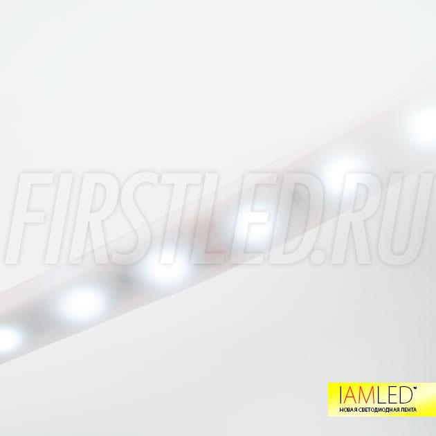 IAMLED MATTED STEREO — светодиодная лента со степенью защиты IP67 для влажных помещений