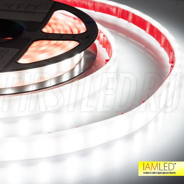 «Точечный эффект» светодиодов на потолке теперь в прошлом благодаря матовой ленте IAMLED MATTED STEREO