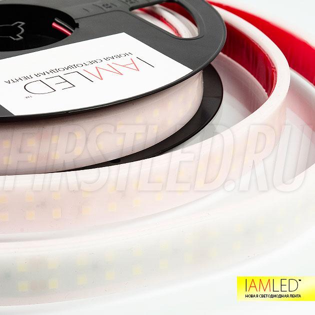 Доступная матовая лента IAMLED MATTED SUPERB предназначенная в качестве основного освещения