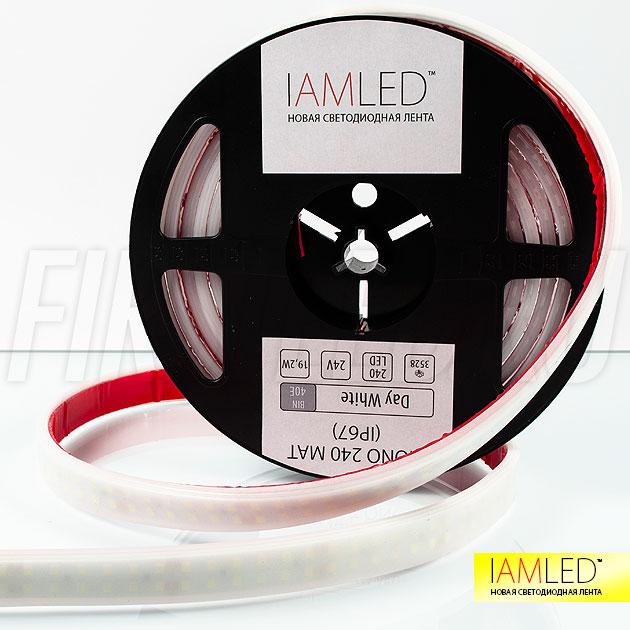 IAMLED MATTED SUPERB — матовая светодиодная лента повышенной яркости