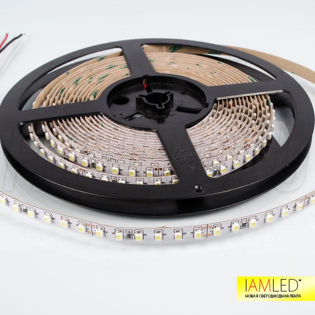 Одноцветная светодиодная лента IAMLED MONO 120