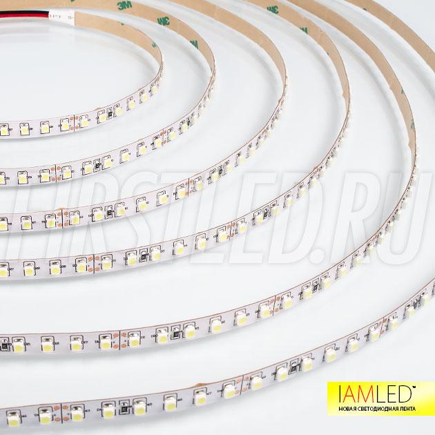 IAMLED MONO 120 — Одна из популярных светодиодных лент увеличенной яркости — более 900 люмен на 1 метр!