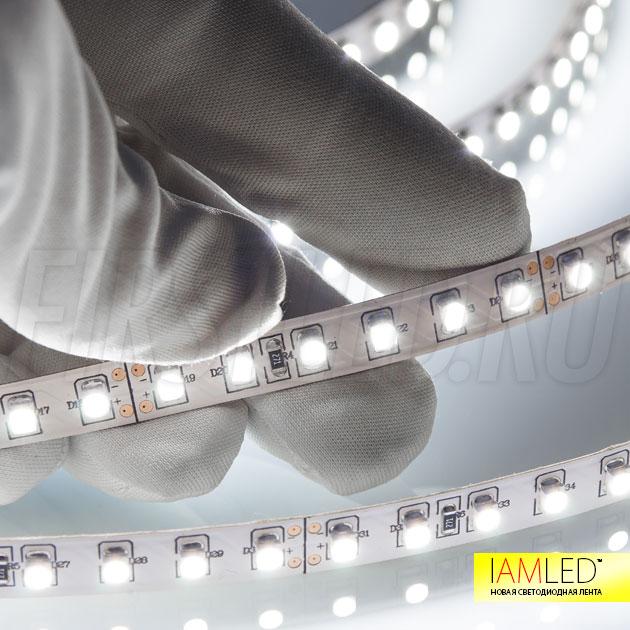 IAMLED MONO 120 — светодиодная лента в качестве дополнительного освещения
