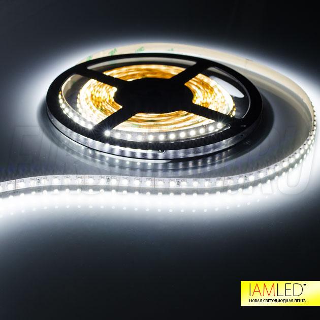 Светодиодная лента IAMLED MONO 120 — холодный белый оттенок