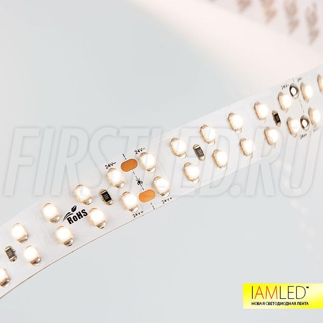 Светодиодная лента IAMLED MONO 240 — это высокая яркость и минимальная ширина печатной платы