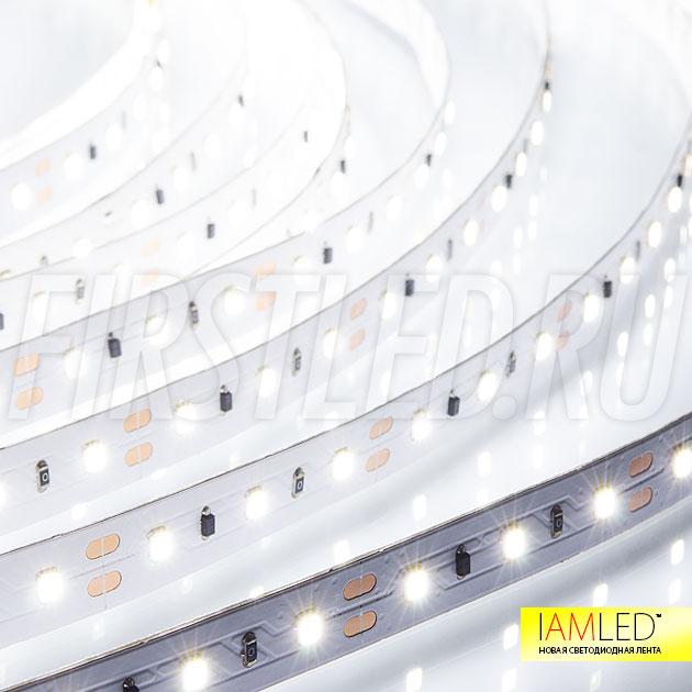 IAMLED MONO 25M — Благодаря специальным стабилизаторам тока на ленте, ее можно устанавливать без дополнительного питания на каждые 5 метров ленты