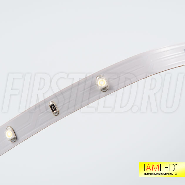 Ширина светодиодной ленты IAMLED MONO 30 всего 8 миллиметров