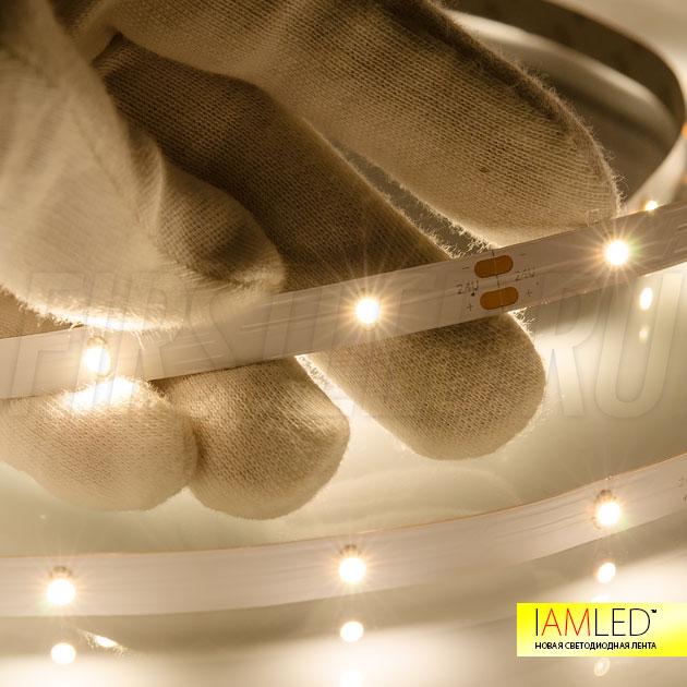 Недорогая и экономичная светодиодная лента IAMLED MONO 30