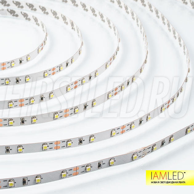 Одноцветная светодиодная лента IAMLED MONO 60