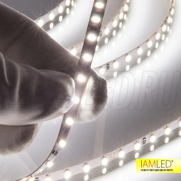 Ширина светодиодной ленты IAMLED MONO MINI 120 всего 5мм