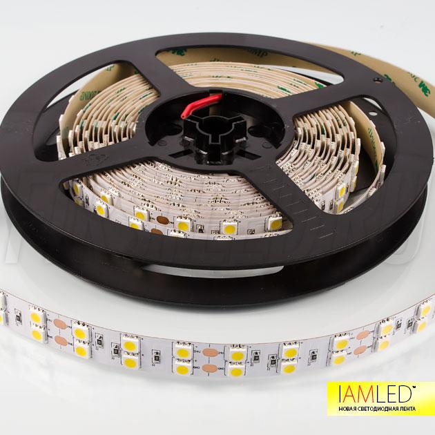 Вам нужна светодиодная подсветка заменяющая основное освещение? Это IAMLED STEREO 120!