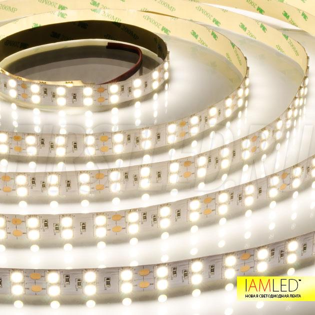 IAMLED STEREO 120 — дневная белая лента