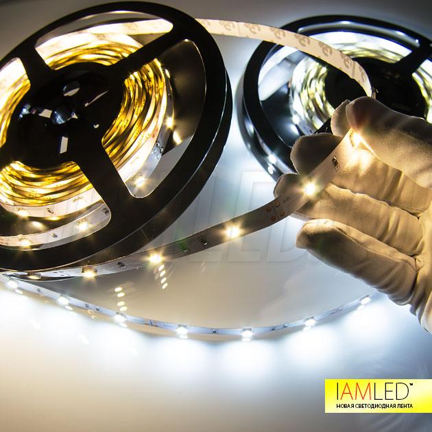 Светодиодная лента IAMLED STEREO 30 для декоративной подсветки