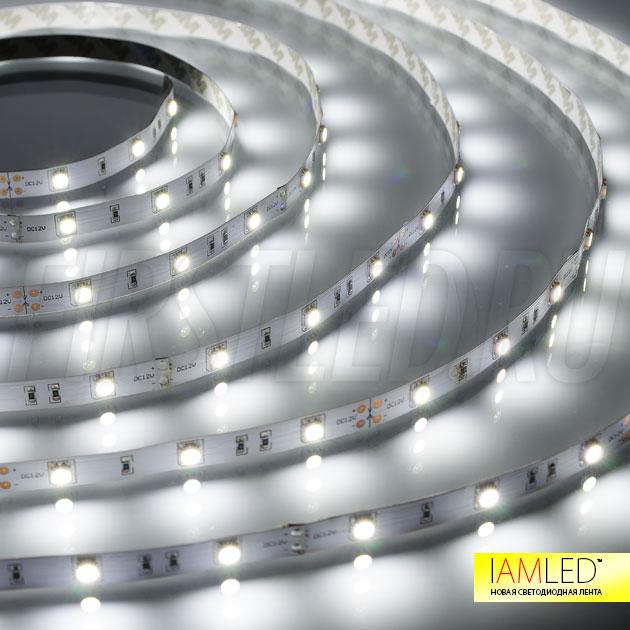 Светодиодная лента IAMLED STEREO 30 холодного белого оттенка