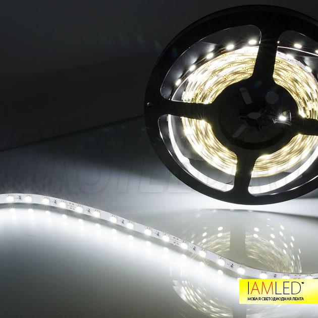 Благодаря более частому расположению светодиодов на метр (60 LED / метр), светодиодная лента IAMLED STEREO 60 может применяться для дополнительной подсветки