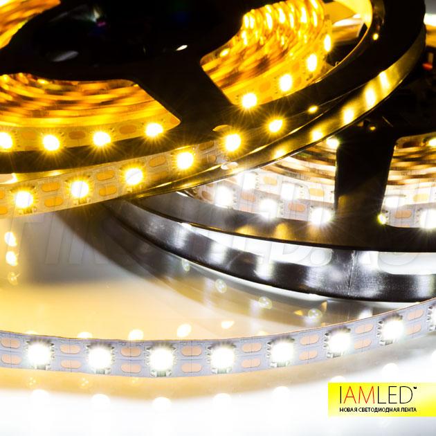 IAMLED STEREO 72 — новая светодиодная лента расширяющая границы света