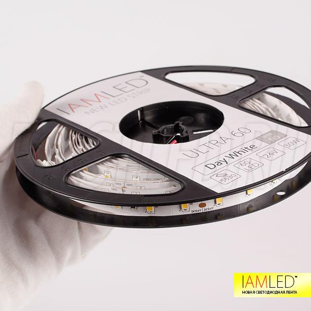 Ультра светодиодная лента для яркой подсветки — IAMLED ULTRA 60