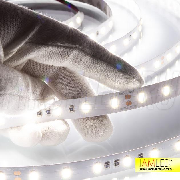 Светодиодную ленту IAMLED ULTRA 60 настоятельно рекомендуется устанавливать на алюминиевый профиль TALUM