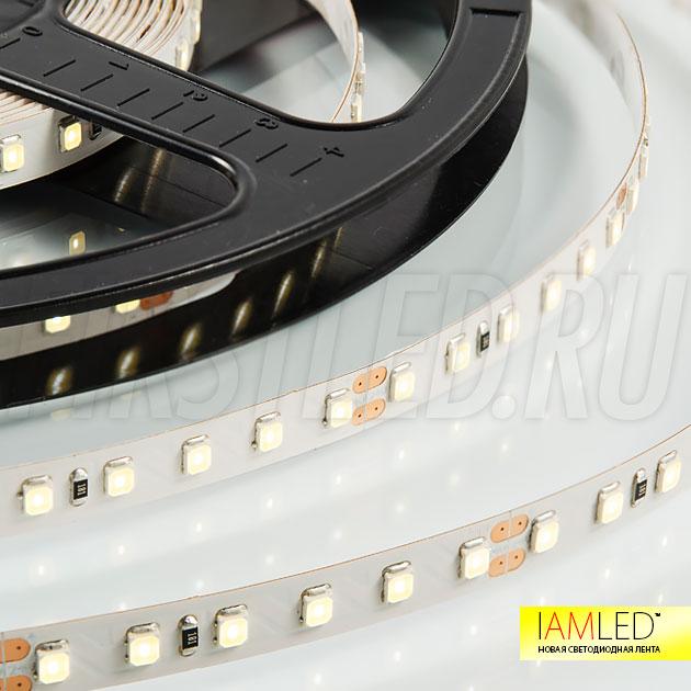 Минимальные размеры, уникальная цветопередача — светодиодная лента IAMLED UNIQUE 120