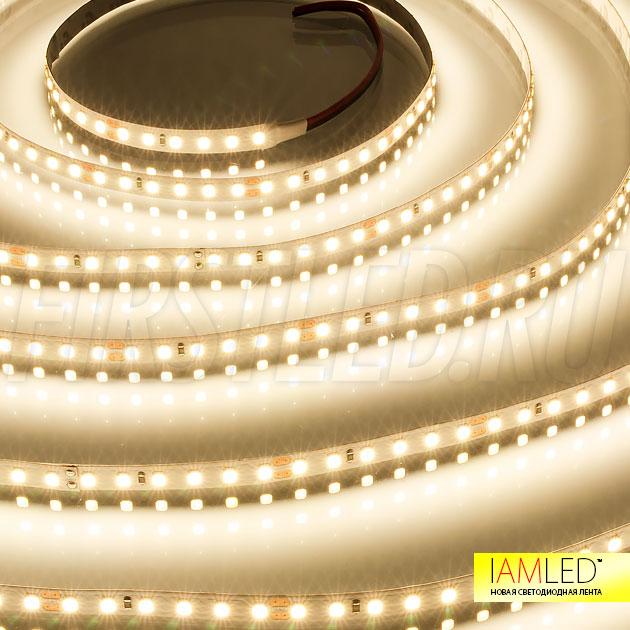 Светодиодная лента IAMLED UNIQUE 120 — яркости хватит вполне чтобы использовать ленту в качестве дополнительной подсветки