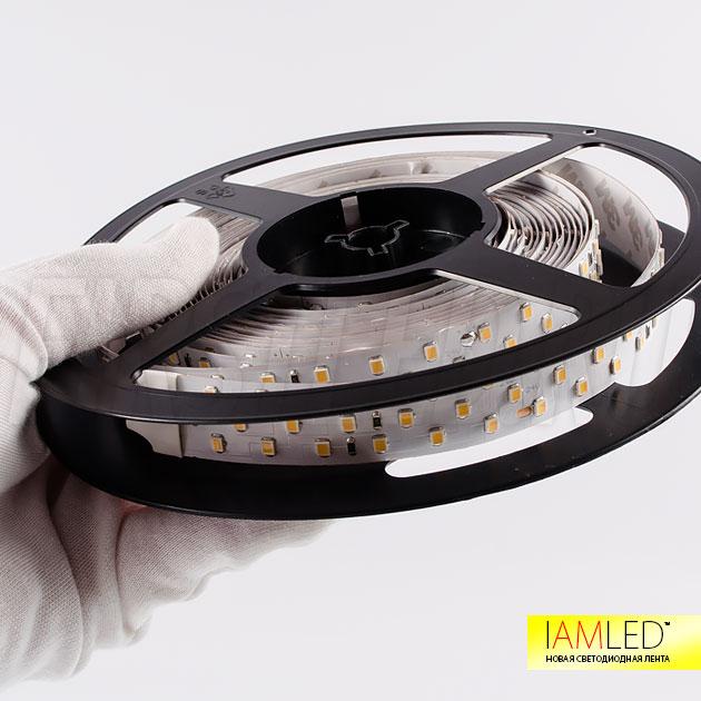Три ряда светодиодов с качественной цветопередачей — это светодиодная лента IAMLED UNIQUE 252