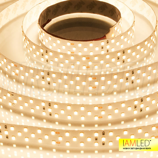 Все цвета в вашем доме будут выглядеть именно так, какими они являются — светодиодная лента IAMLED UNIQUE 252