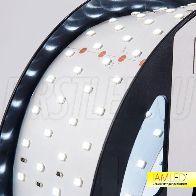 Профессиональная светодиодная лента IAMLED UNIQUE 350 доступна от ультра теплого белого до супер холодного белого оттенков